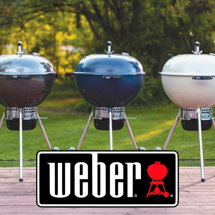 More about Weber Grills at Jerry's